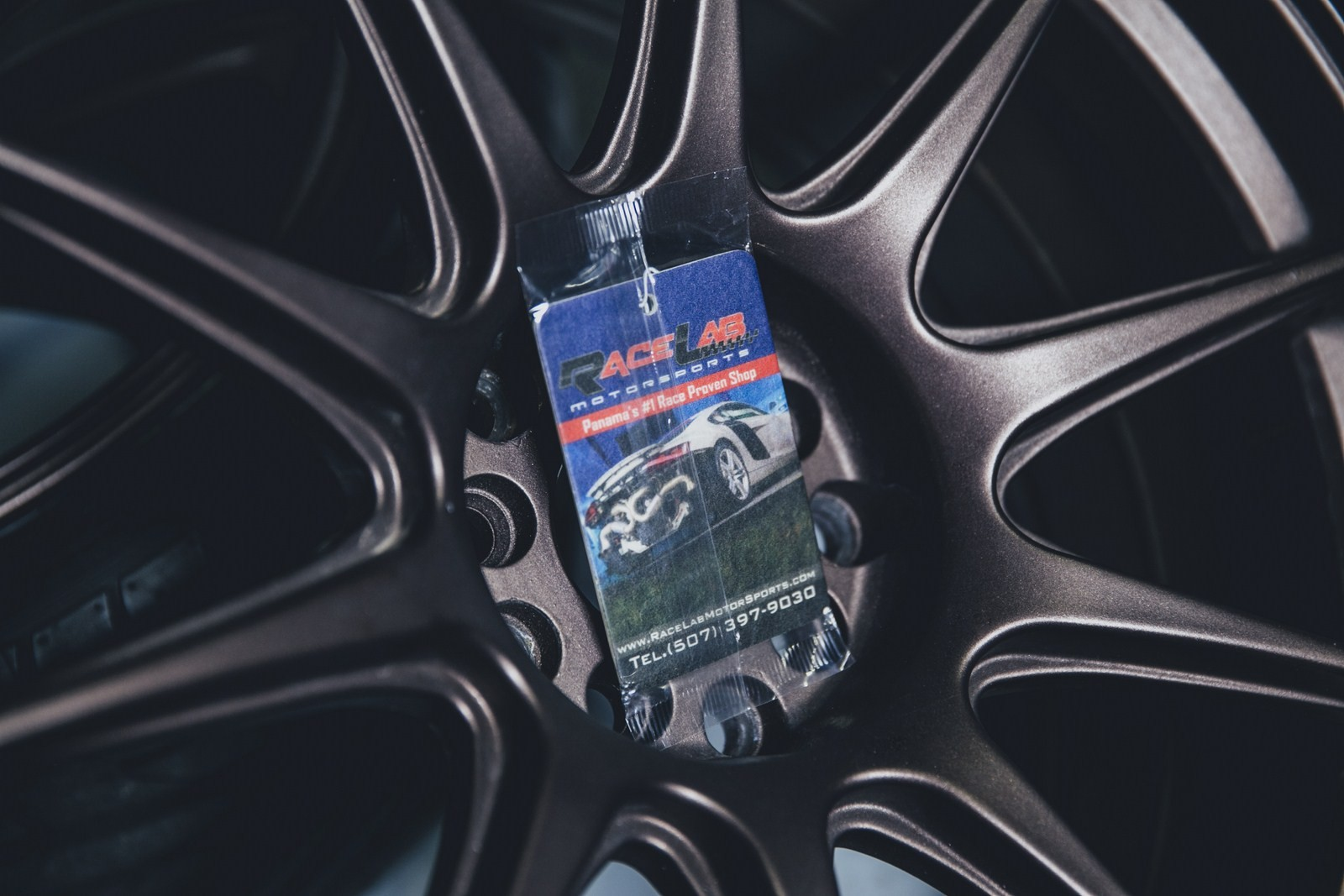 Race Lab Motorsports Air Freshners - $3
